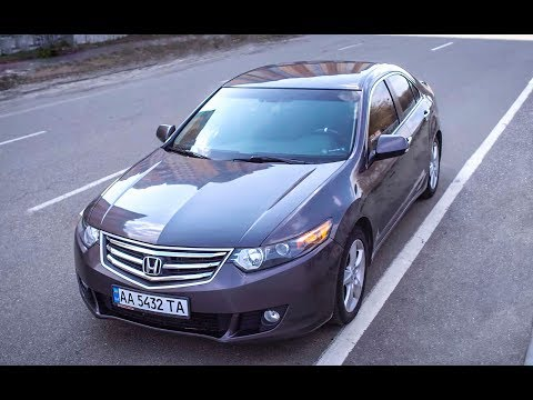 Honda Accord 8 -  моя любимая Хонда.
