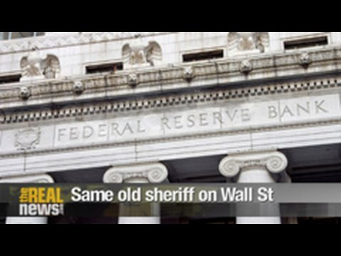 Federal Reserve: Same old sheriff on Wall St