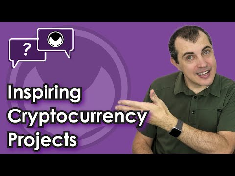 Bitcoin Q&A: Inspiring cryptocurrency projects