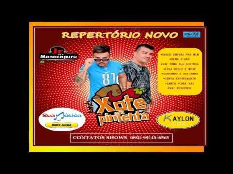XOTE COM PIMENTA 8 MUSICAS NOVA 2017