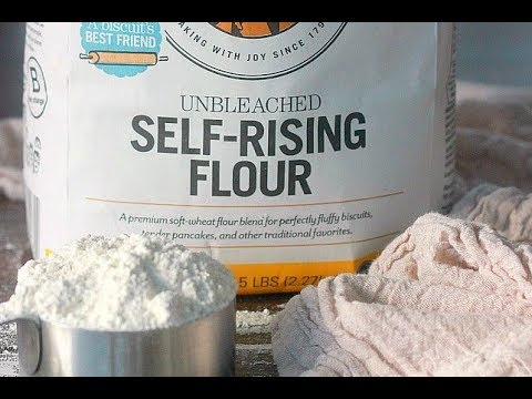 What is Self-Rising Flour - YouTube
