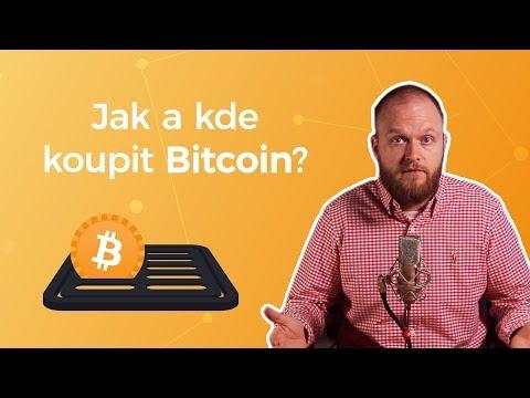 #8 - Jak A Kde Koupit Bitcoin?