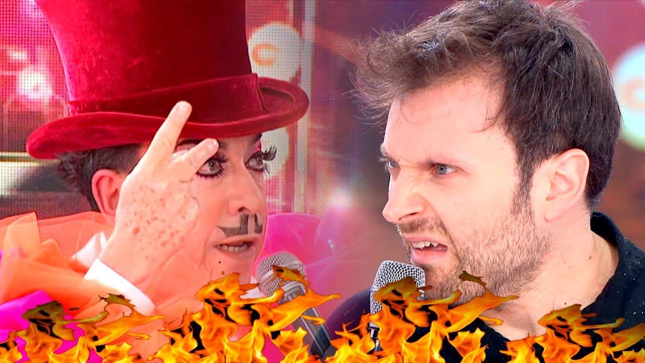El tremendo desplante de Dan Breitman a Sofía Pachano — Escándalo en Showmatch