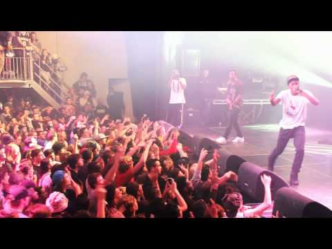 Joey Bada$$ - Christ Conscious 'LIVE' @ Melkweg Amsterdam