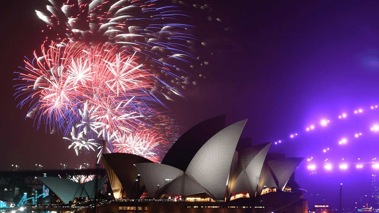 Coming up: Australia's 2021 Sydney Harbour New Year fireworks celebrations  - YouTube