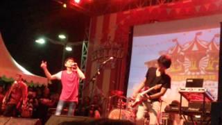 Sheila on 7 - Lapang dada (Heyho Festival 8 Agustus 2015)