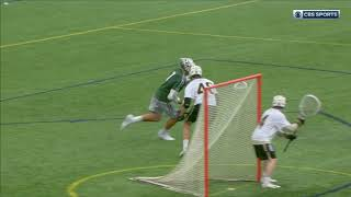 Play of the Week: Johnny Surdick Trail Check on Pat Spencer