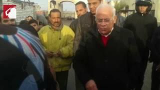 بالفيديو.. مواطنون يعترفون لمحافظ بورسعيد بعدم أحقيتهم في إسكان ''العشوائيات''