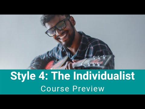 "Style 4 - ""Individualists"""