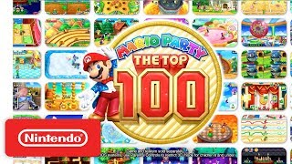 Mario Party: The Top 100 – Mario & Friends Trailer - Nintendo 3DS