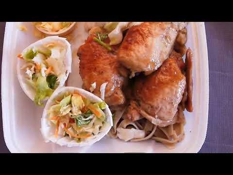 Shoyu Chicken rice plate lunch - Grace