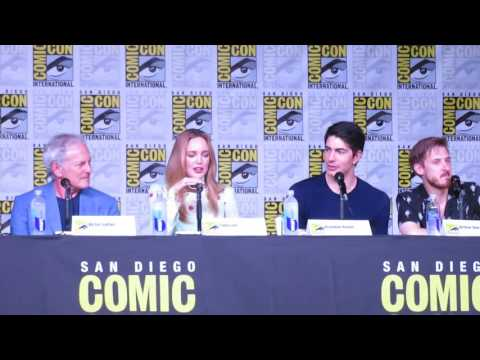 Comic Con 2016 - DC's Legends of Tomorrow Panel Discussions
