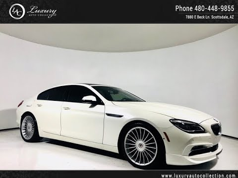 8300 | 2016 BMW 6 Series ALPINA B6 XDrive | For Sale Scottsdale, AZ