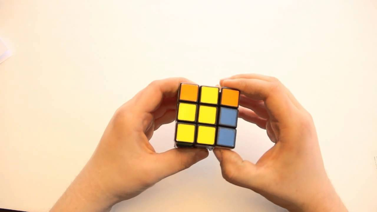 how to solve rubik 3x3