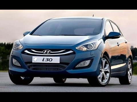 2016 hyundai i30 exterior and interior youtube. Black Bedroom Furniture Sets. Home Design Ideas