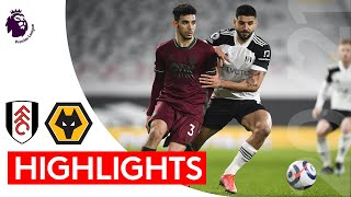 Fulham 0-1 Wolves | Premier League Highlights | Late Traore goal gives Wolves the points.