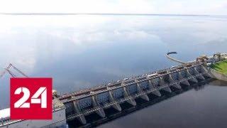 Плотина раздора: уровень воды в Волге хотят поднять на полтора метра - Россия 24