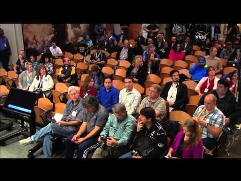 NASA / Orbital CRS-3 Press Conference from the Wallops Flight Facility