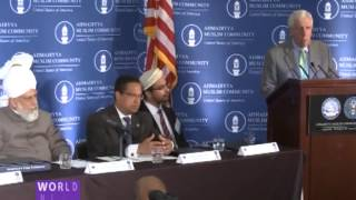 Ahmadiyya Muslim Community USA bipartisan caucus created