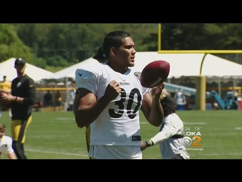 Steelers Facing Challenges At Running Back Position