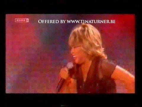 Tina Turner - Live in Copenhagen HCA Show