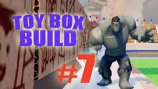 Disney Infinity 2.0 - Toy Box Build - Stadium Seating [7]