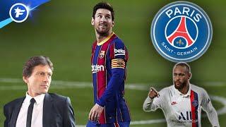 Le PSG s'active bel et bien en coulisses pour Lionel Messi | Revue de  presse