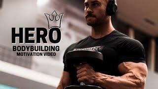 Cover images Bodybuilding Motivation Video - HERO 🏆 | 2020