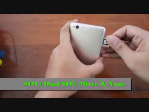 Review Singkat Xiaomi Redmi 4A 4G LTE ( gold )