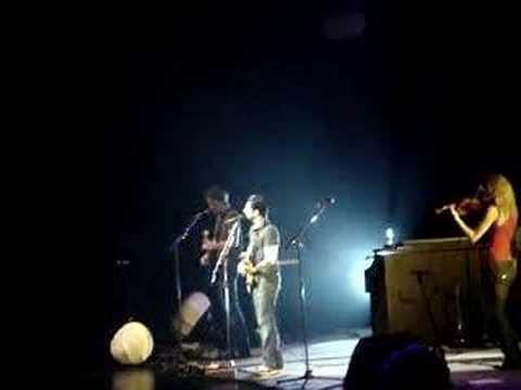 Ghost of a Good Thing (LIVE) w/ LYRICS - Dashboard Confessional