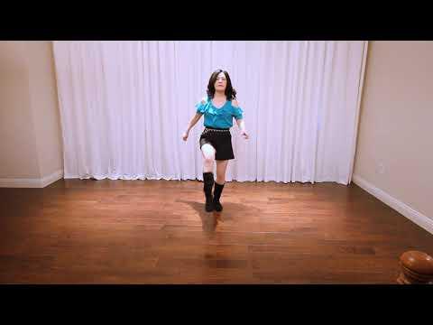 Do Si Do - Line Dance (Demo)
