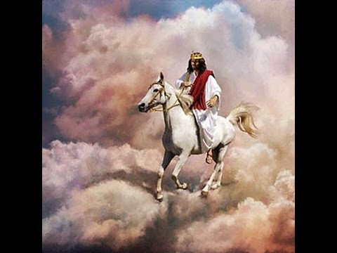 Christ on a White Horse FULFILLED!
