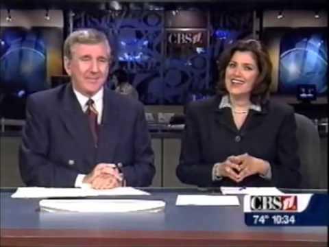 KTVT CBS 11 News at 10:00 Close (2003)