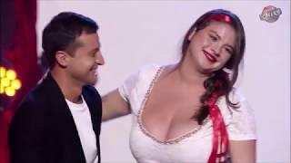 ДИКО РЖАЧНЫЕ ПРИКОЛЫ - Ржака про женскую грудь Пародия 2018