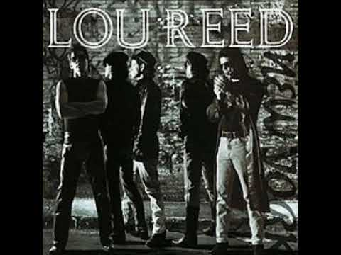 Lou Reed   Last Great American Whale With Lyrics In Description