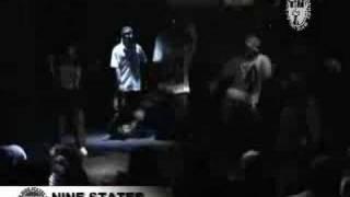 2008.5.27@代官山AIR「THAT'S MAD」 NINE STATES DANCE 1/2