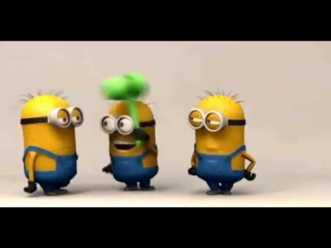 Minions - Green Toy