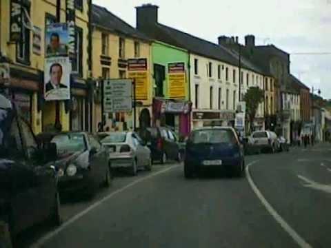 Mullingar Town, Co. Westmeath, Ireland