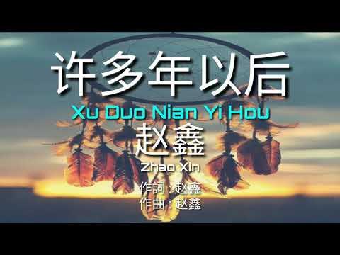 【许多年以后 Xu Duo Nian Yi Hou】赵鑫 Zhao Xin