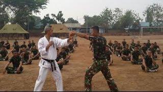 vuclip Kopassus Hajar Master Karate dari Jepang Hanya Sekali Pukul