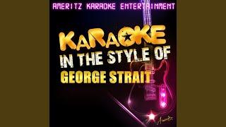 One Night at a Time (Karaoke Version)