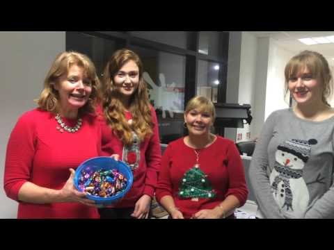 Creation Station Festive Greetings & The Magic Disappearing Chocolate Trick