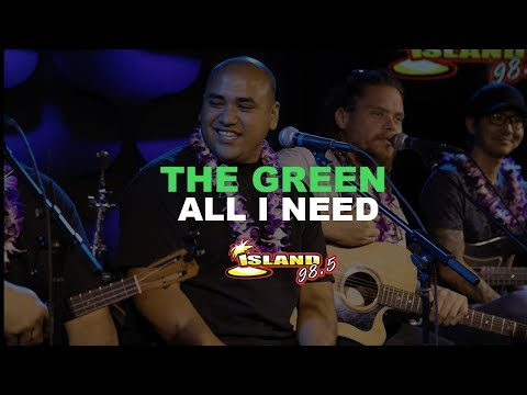 Kristy - The Green- 'All I Need' acoustic version