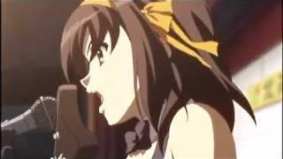 The Melancholy of Haruhi Suzumiya God knows... Full - Lyrics 【涼宮ハルヒの憂鬱】