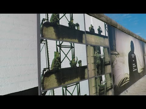 East Side Gallery - Beyond The Wall Eröffnung