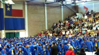 Edinburg High School Graduation Ending 2009