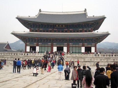 Seoul (2013) Day 17-1 Gyeongbok Palace, Folk Museum