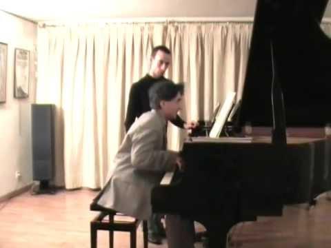 """Masterclass Evgeny Mogilevsky - Liszt: """"Harmonies du soir"""""""