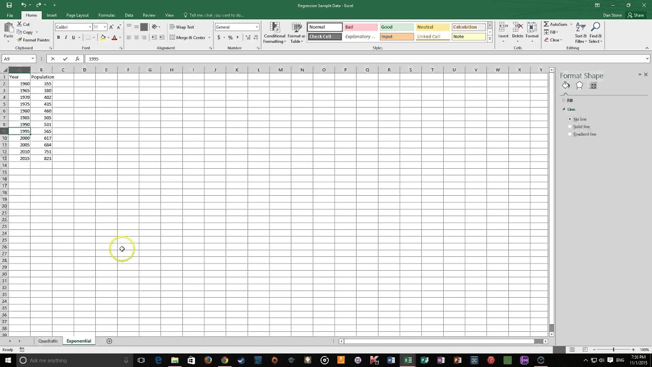 how to download data analysis for excel 2016
