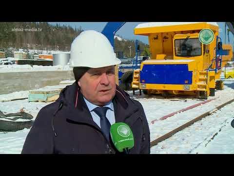 Специальный репортаж. Предприятия снабжения АК «АЛРОСА» готовятся к навигации
